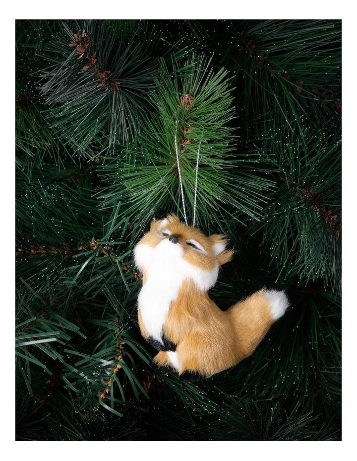 Eucalyptus 10cm Orange Furry Fox image 2