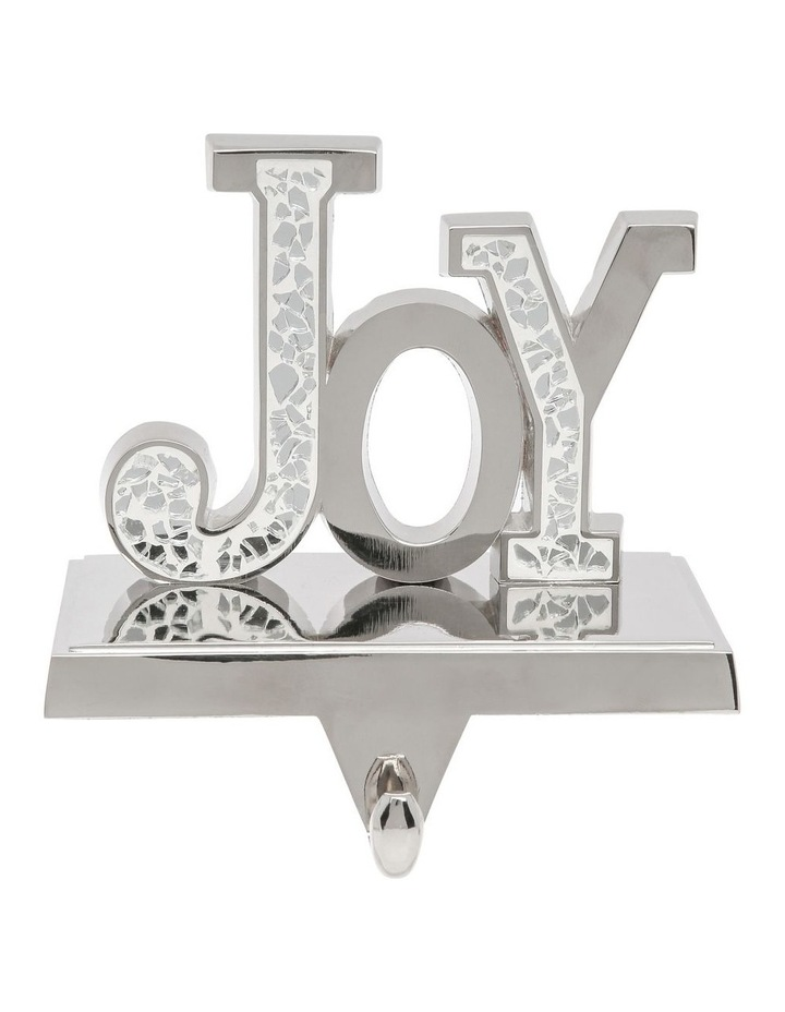 Luxe Joy Stocking Hanger image 1