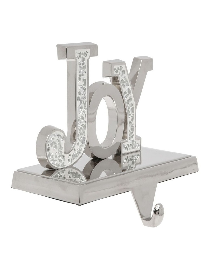 Luxe Joy Stocking Hanger image 2