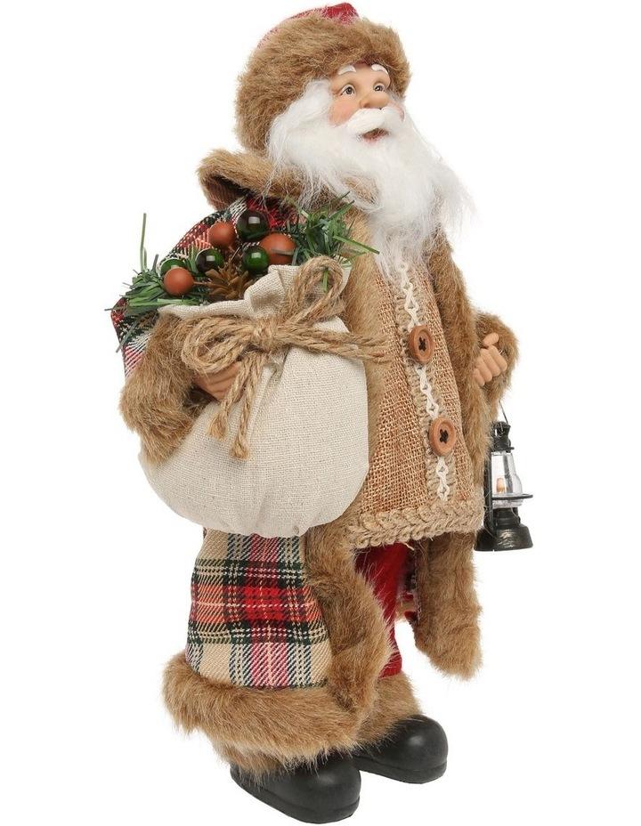 Eucalyptus Santa With Fabric Coat image 2