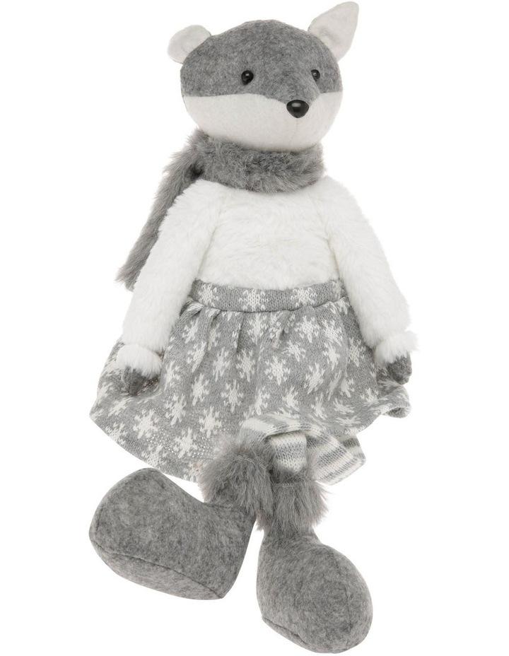 Eucalyptus Grey Sitting Fox - Assorted image 2