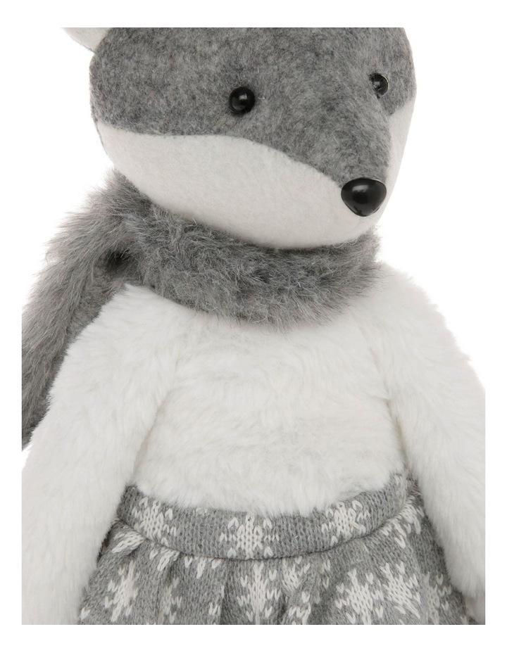 Eucalyptus Grey Sitting Fox - Assorted image 3