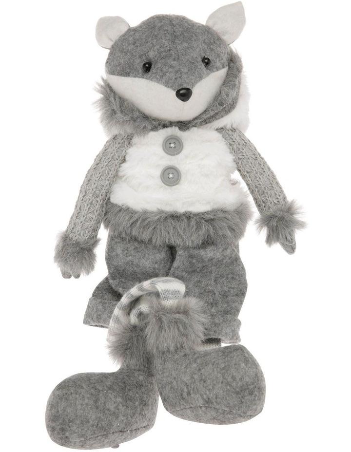 Eucalyptus Grey Sitting Fox - Assorted image 4
