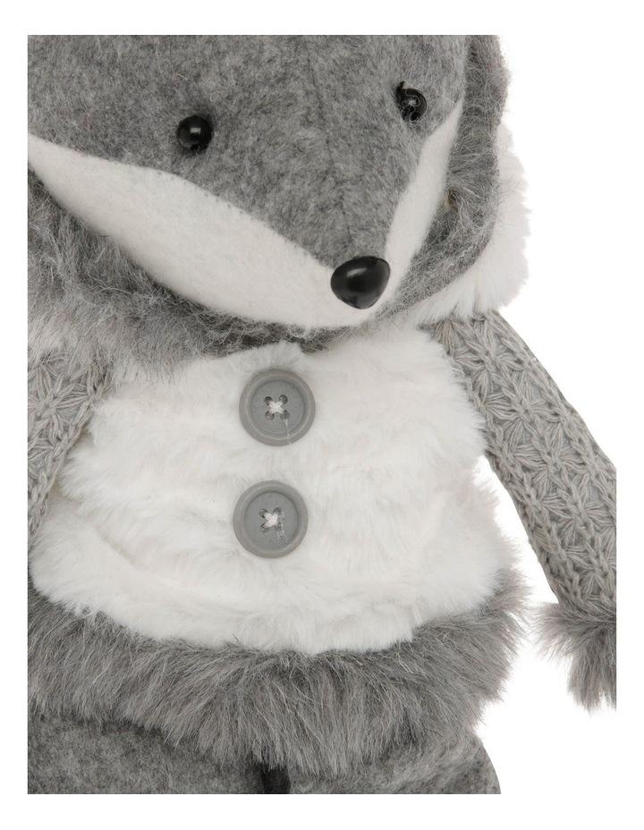 Eucalyptus Grey Sitting Fox - Assorted image 5