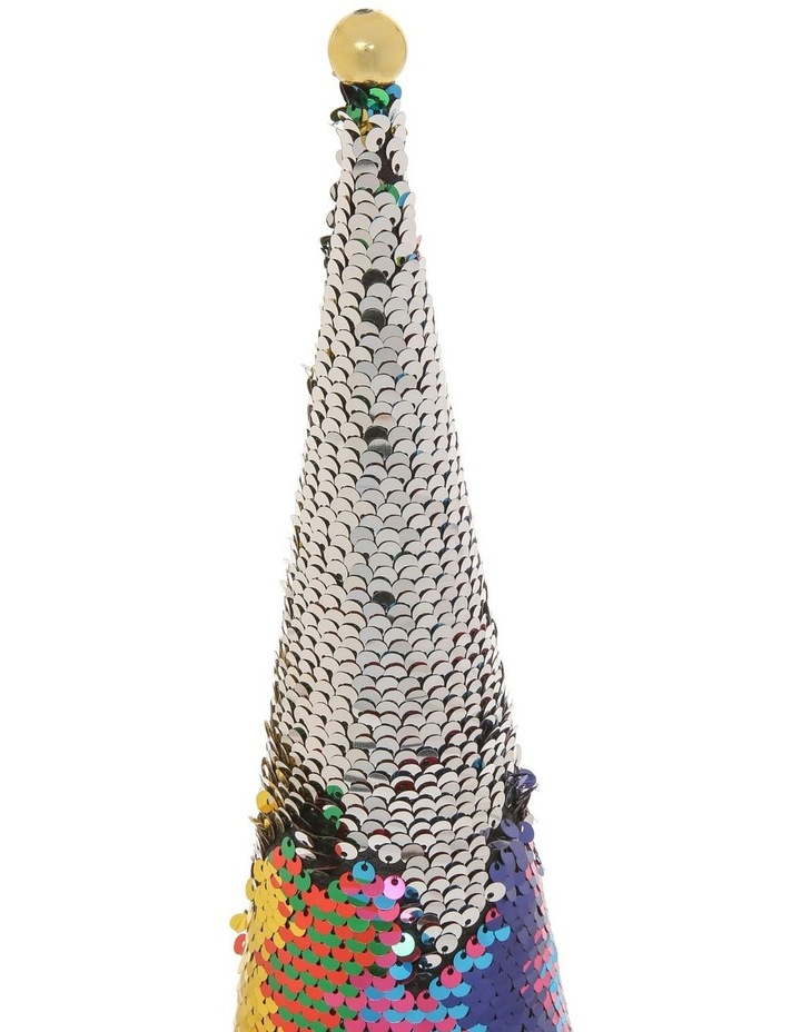Limited Edition Reversible Sequin Cone image 3
