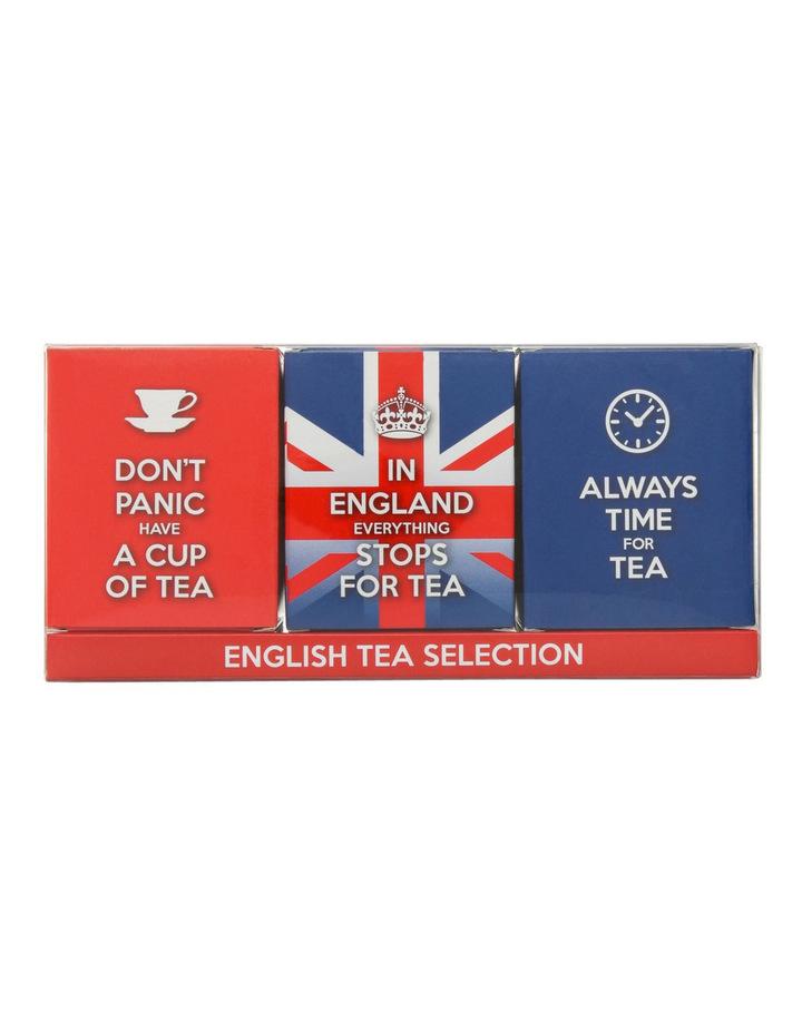 Tea Selection Slogans Pack 3x20g image 1
