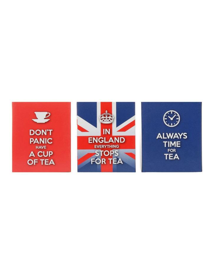 Tea Selection Slogans Pack 3x20g image 2