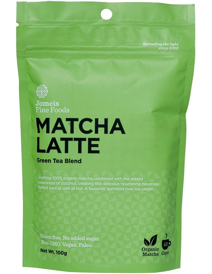 Matcha Latte Green Tea Blend 100g image 1