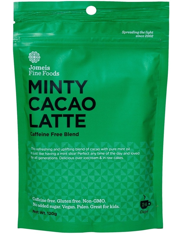 Minty Cacao Latte Blend 120g image 1