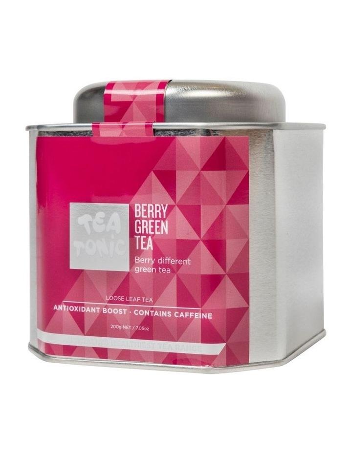 Berry Green Loose Leaf Tea Tin image 2