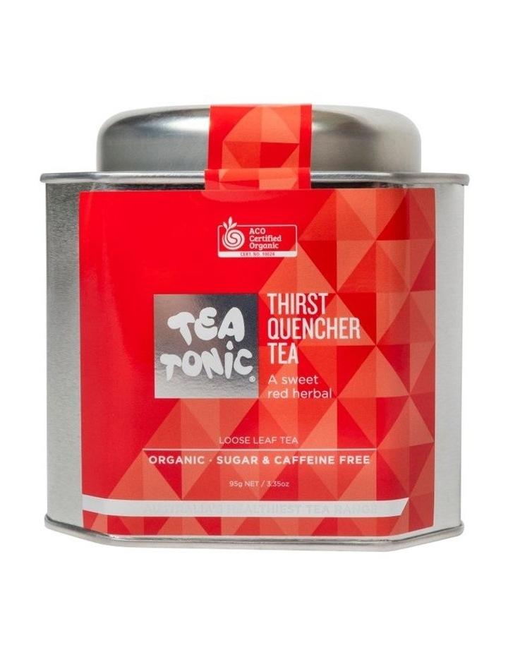 Turmeric, Beetroot And Ginger Loose Leaf Tea Tin image 1