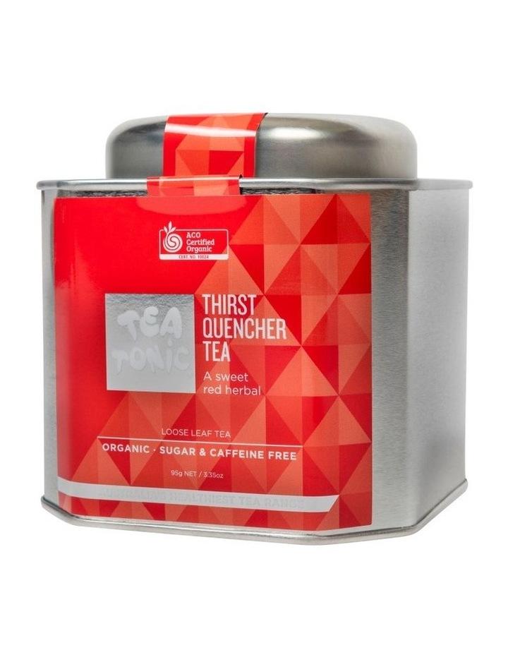 Turmeric, Beetroot And Ginger Loose Leaf Tea Tin image 2