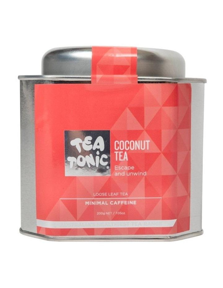 Coconut Loose Leaf Tea Tin image 1