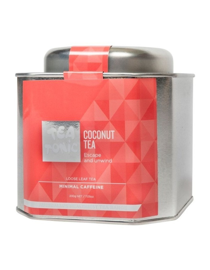 Coconut Loose Leaf Tea Tin image 2
