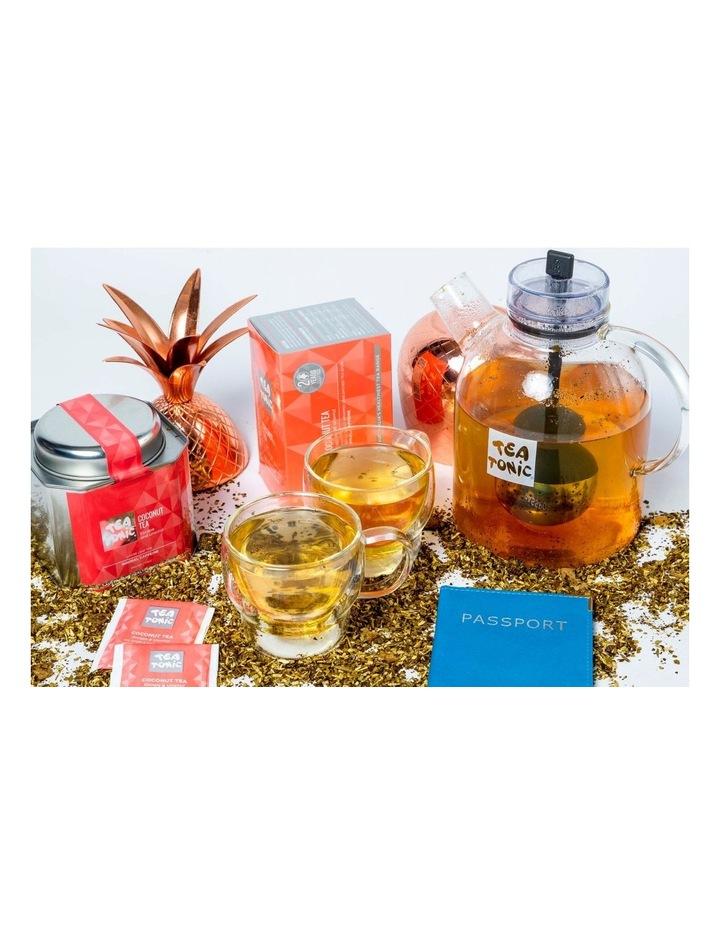 Coconut Loose Leaf Tea Tin image 3