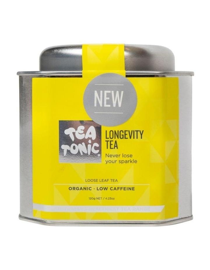 Longevity Loose Leaf Tea Tin image 1