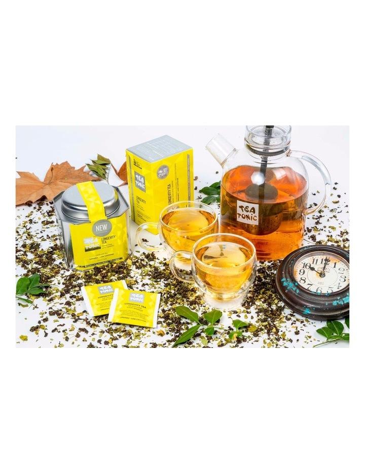 Longevity Loose Leaf Tea Tin image 3