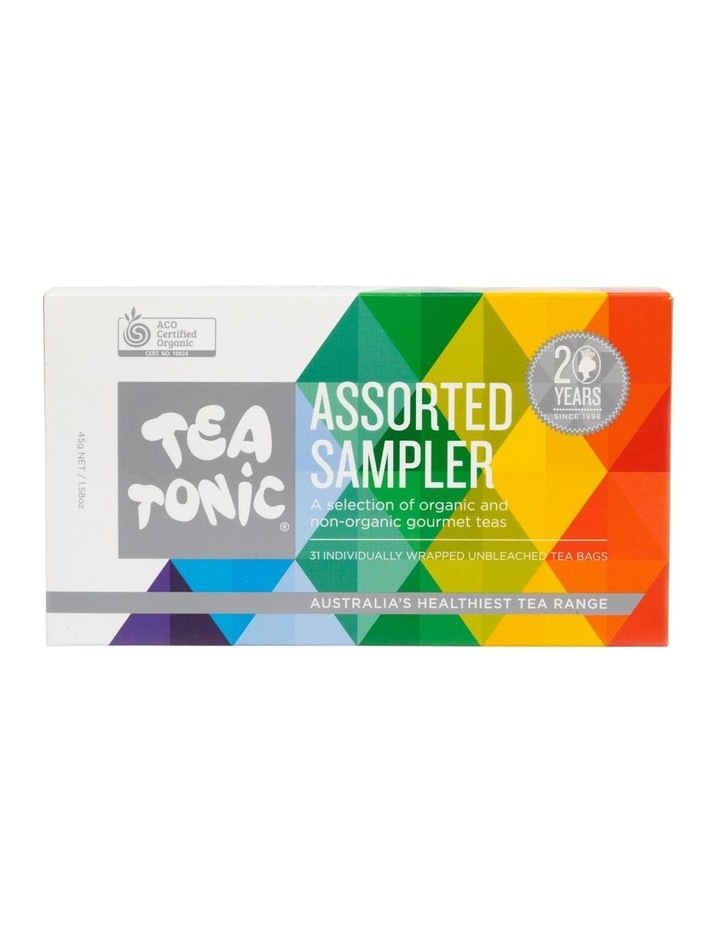 Assorted Sample Box - 31 Teabags image 1