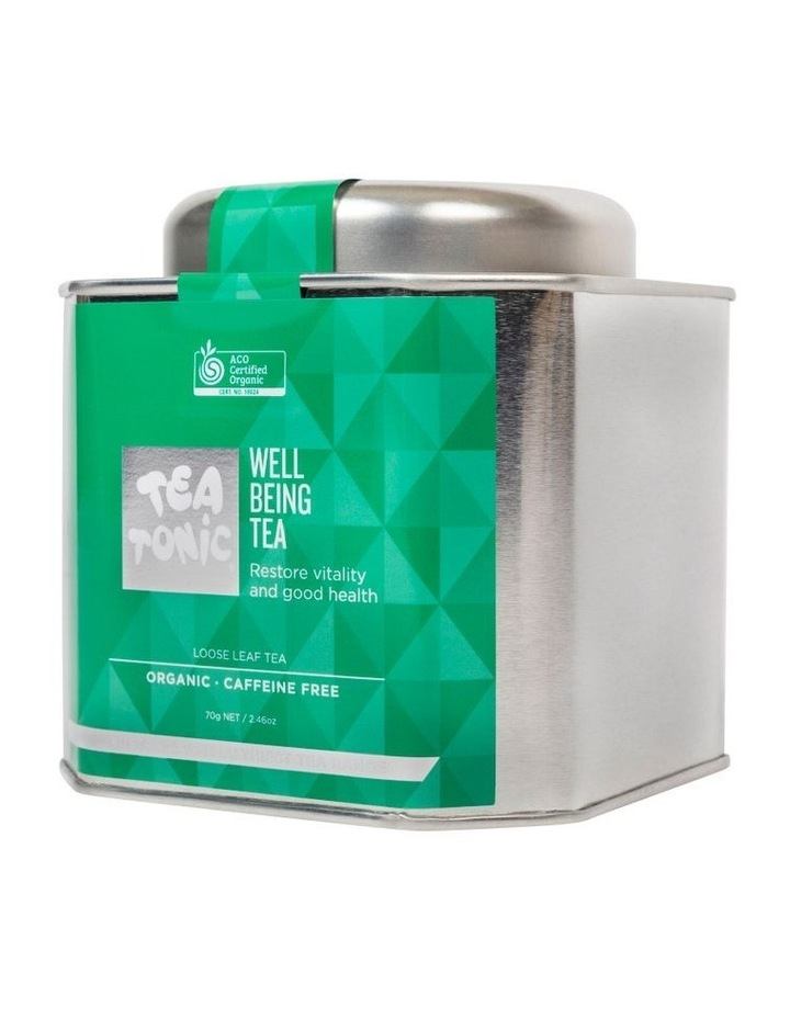 Well Being Loose Leaf Tea Tin image 2
