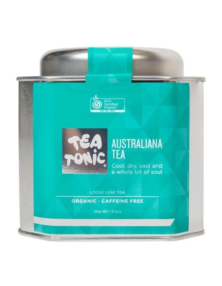 Australiana Loose Leaf Tea Tin image 1