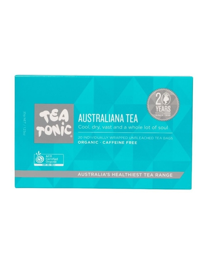 Australiana Tea Box - 20 Teabags image 1