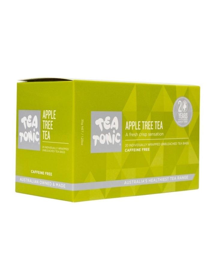 Apple Tree Tea Box- 20 Teabags image 2