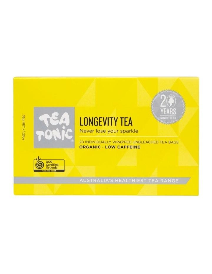 Longevity Tea Box - 20 Teabags image 1