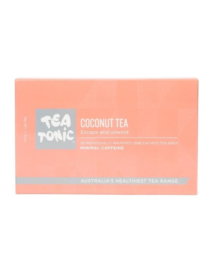 Coconut Tea Box - 20 Teabags image 1