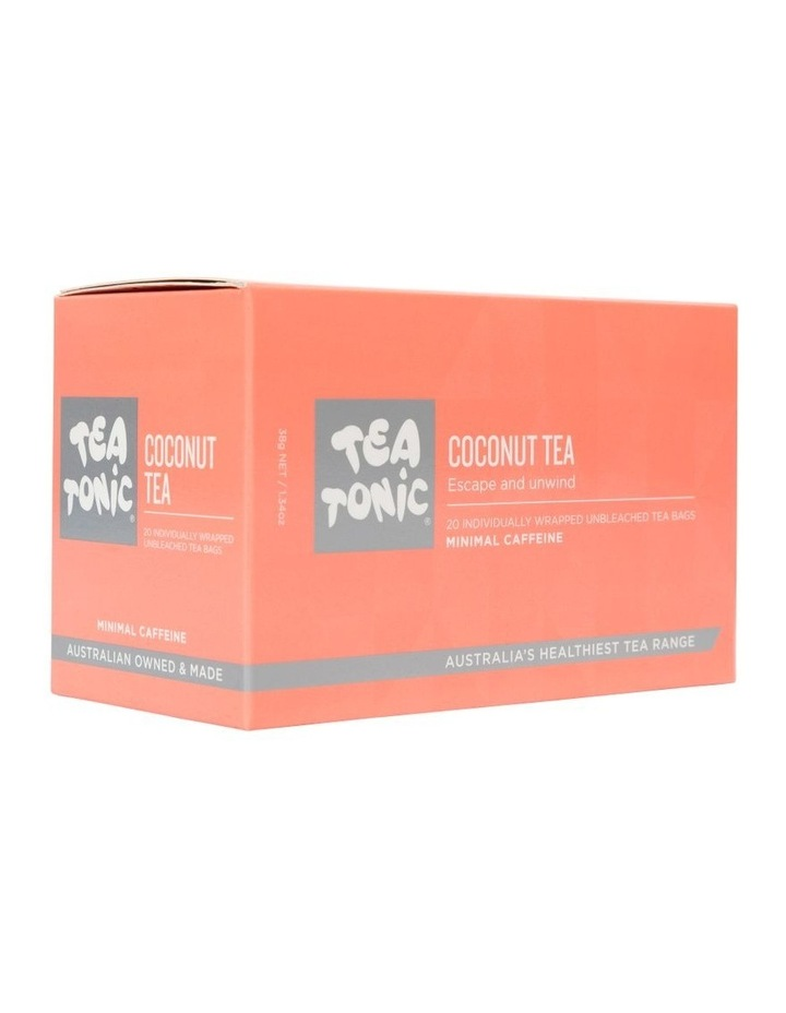 Coconut Tea Box - 20 Teabags image 2