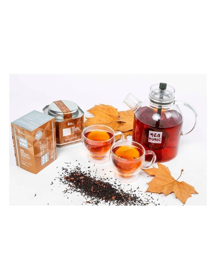 Dark Chocolate And Black Tea Box- 20 Teabags image 3