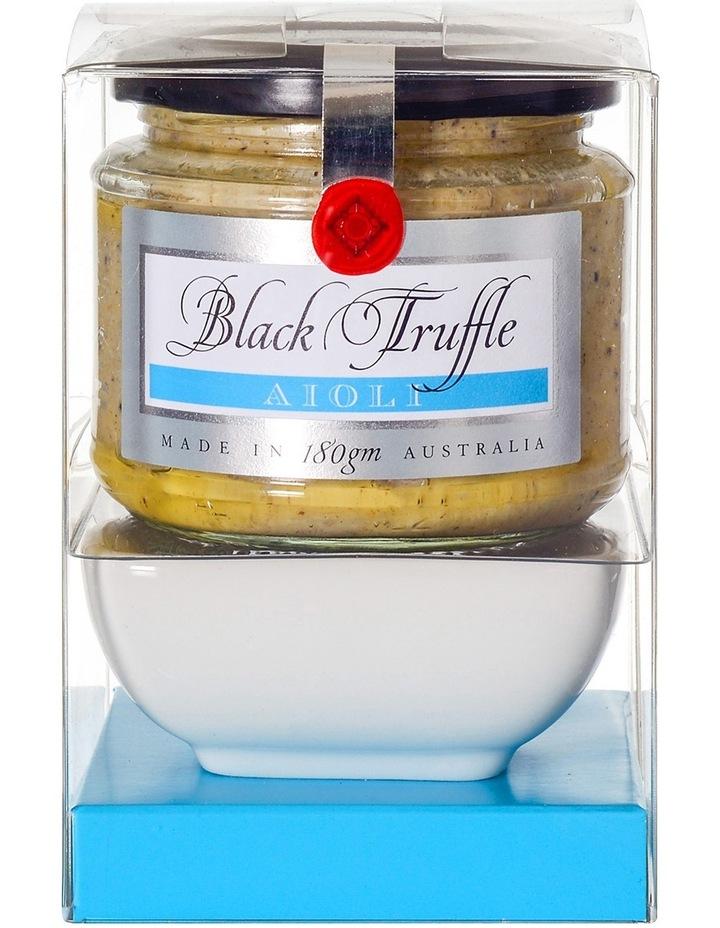 Black Truffle Aioli Bowl Set 180g image 1