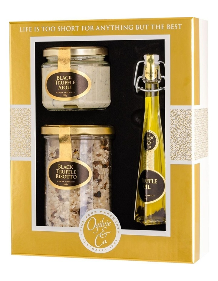White/Gold Truffle Gift Pack image 1