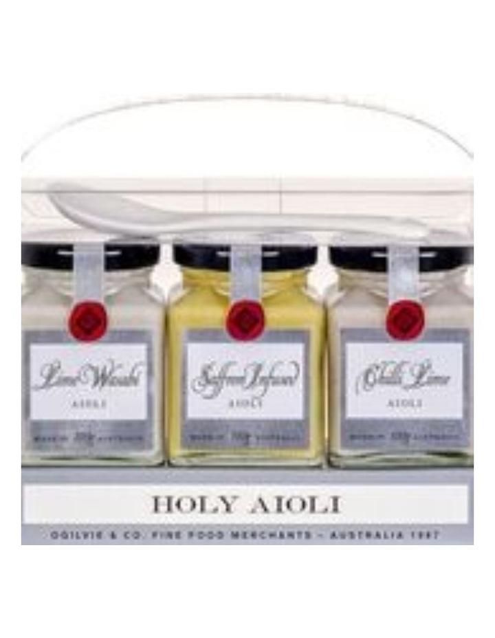 Holy Aioli Trio Set 330g image 1