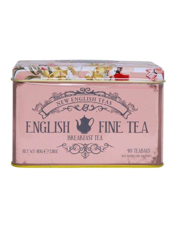 New English Tea Pink Breakfast Tea 80g image 1
