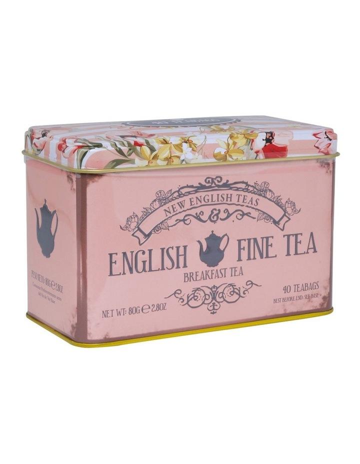 New English Tea Pink Breakfast Tea 80g image 3