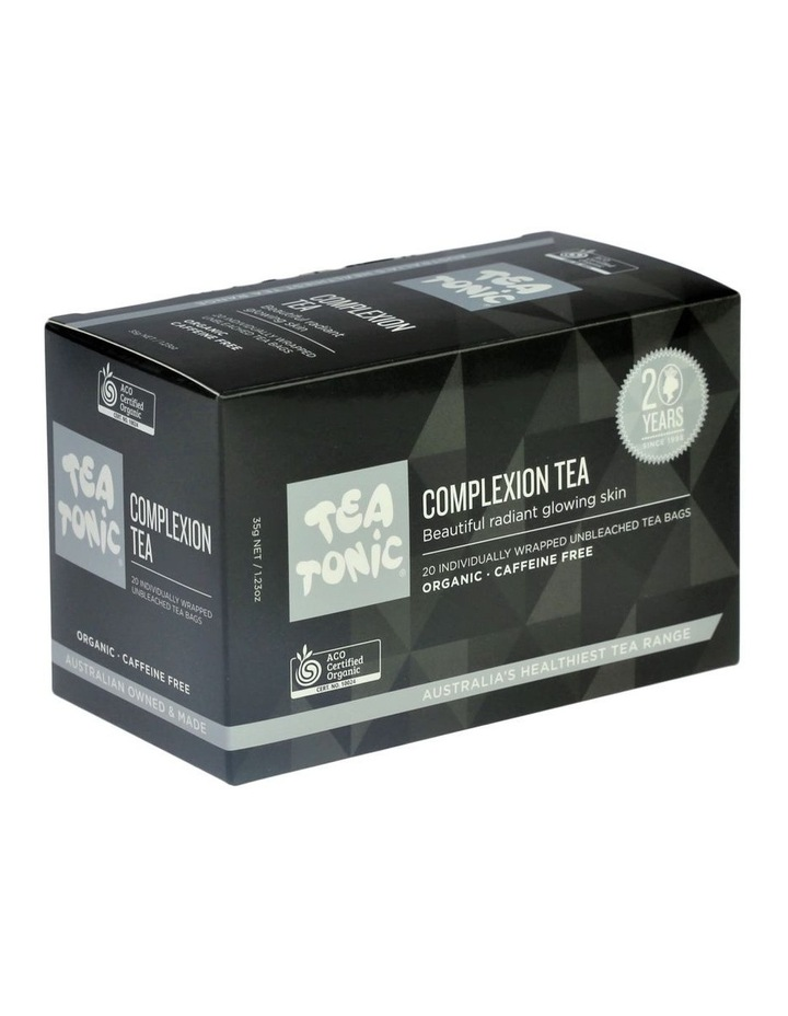 Tea Tonic Complexion Tea - Box of 20 Teabags image 1