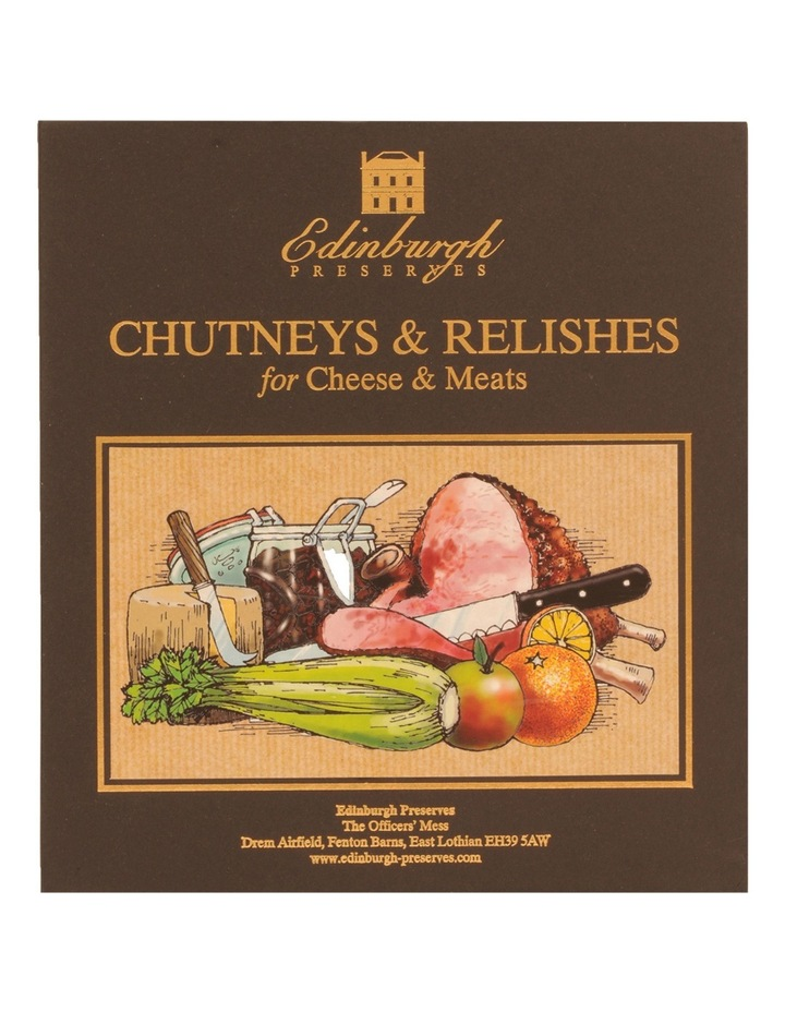 Chutneys & Relishes for Cheese & Meats Box 750g image 1