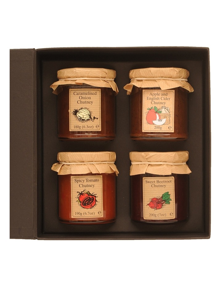 Chutneys & Relishes for Cheese & Meats Box 750g image 2