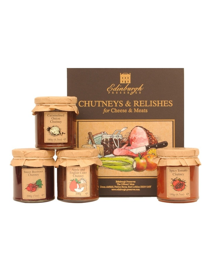 Chutneys & Relishes for Cheese & Meats Box 750g image 3