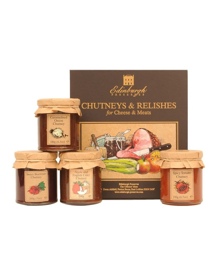 Chutneys & Relishes for Cheese & Meats Box 750g image 5