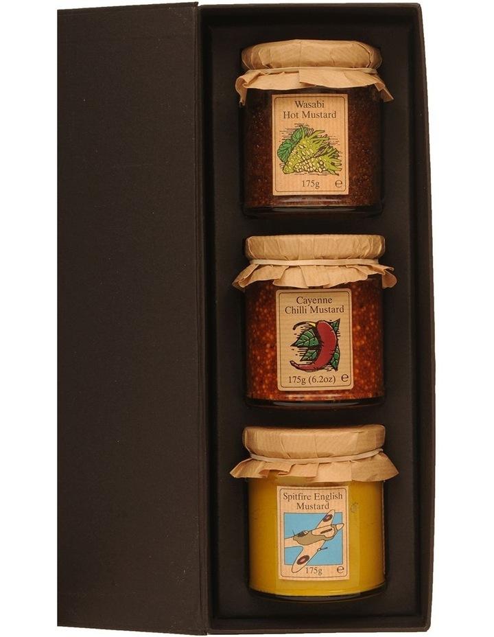 Hot Mustards Box 525g image 3