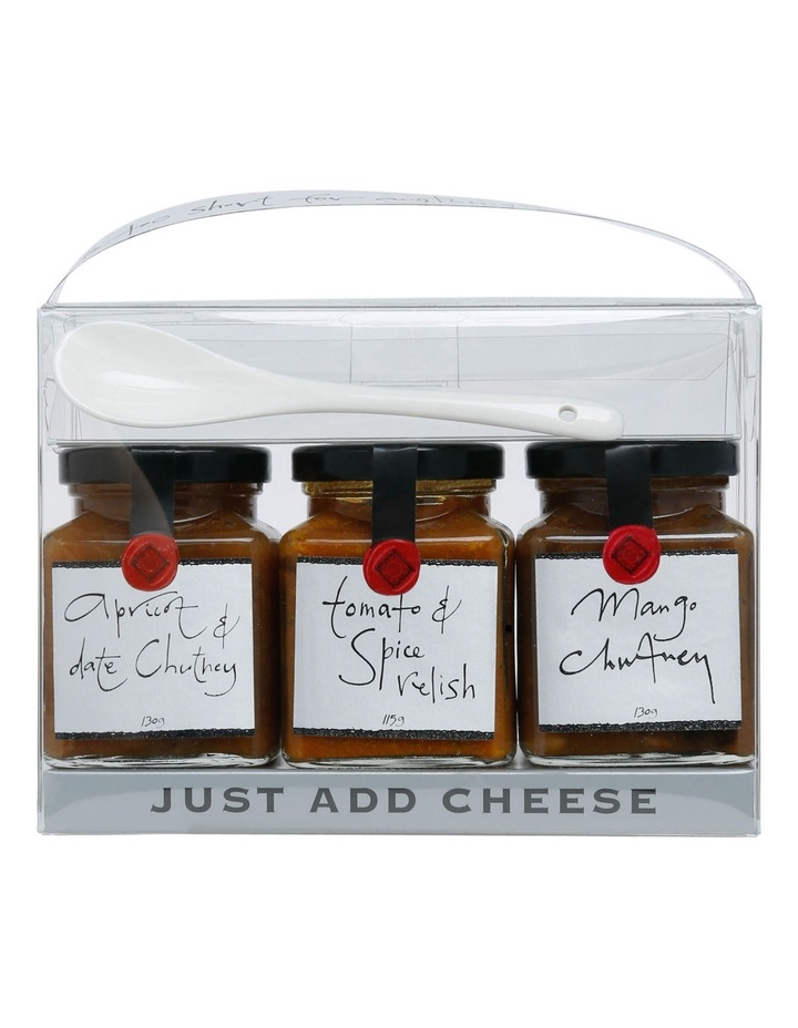 Just Add Cheese Trio Pack 375g image 1