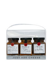 Just Add Cheese Trio Pack 375g