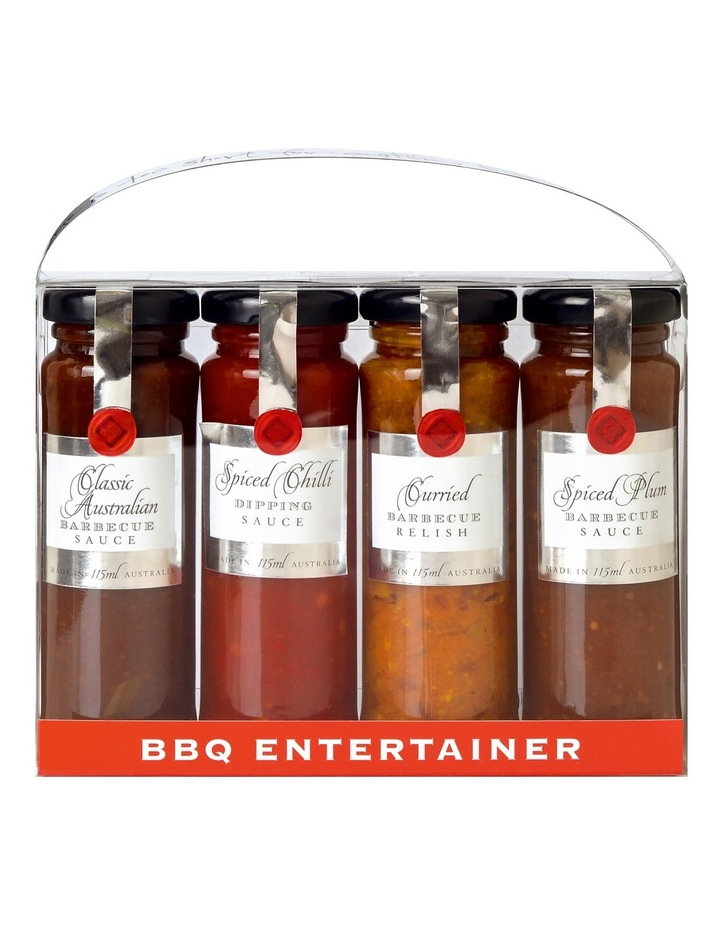 BBQ Entertainer Quad Pack 4x115ml image 1