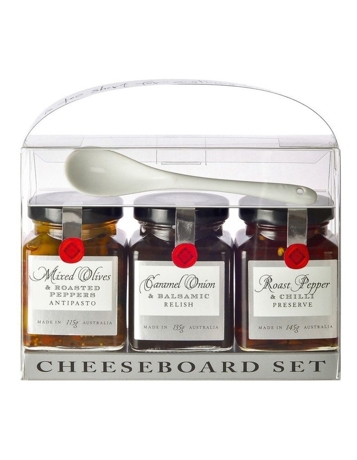 Cheeseboard Condiment Set 395g image 2