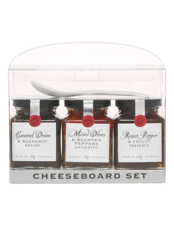 Cheeseboard Condiment Set 395g image 1