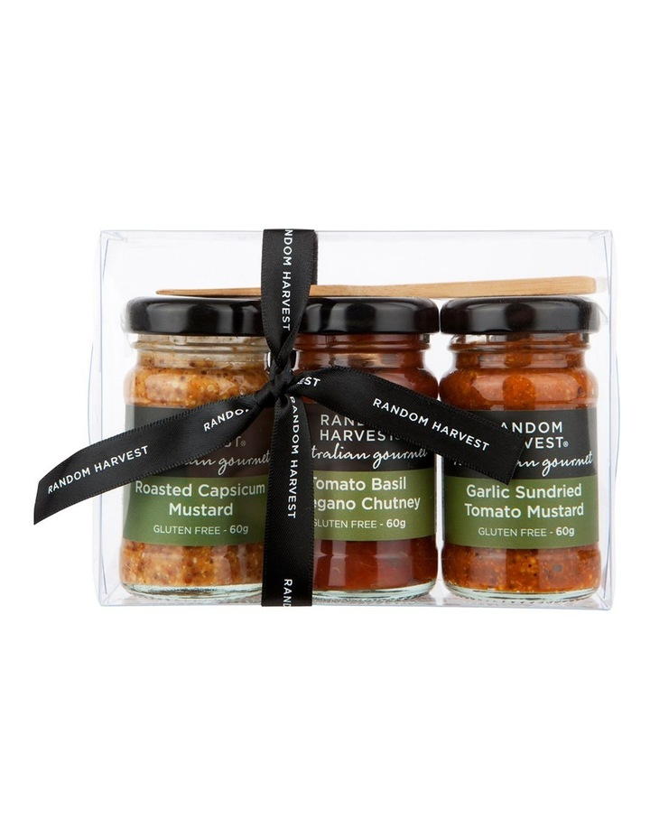 BBQ Condiments Mini Me Pack 3x60g image 1