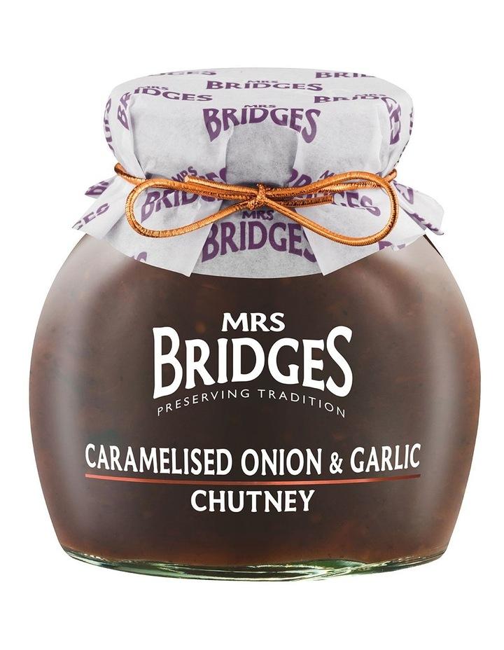 Caramelised Onion And Garlic Chutney 290G image 1