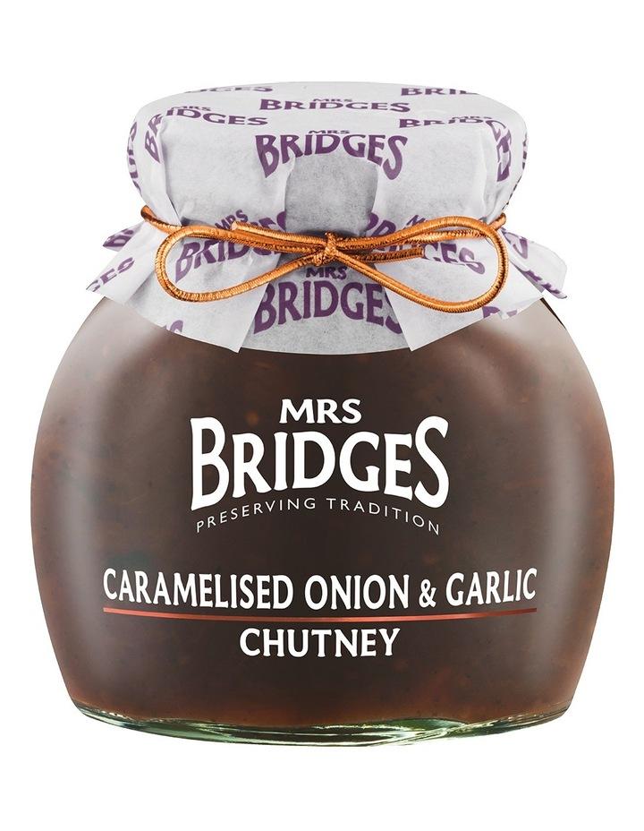 Caramelised Onion And Garlic Chutney 290G image 2
