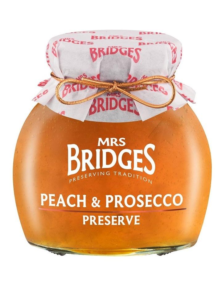 Peach And Prosecco Preserve 340G image 1